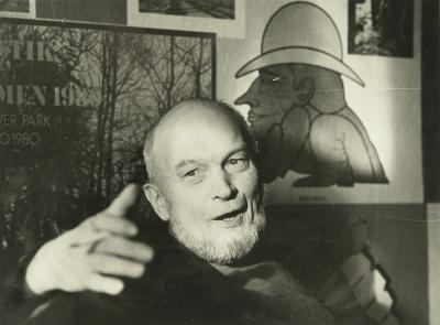 Heinz Behling (Foto privat)