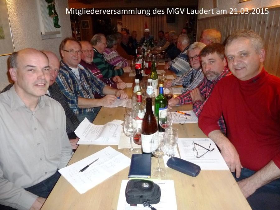 Foto der Galerie: Männergesangverein Laudert