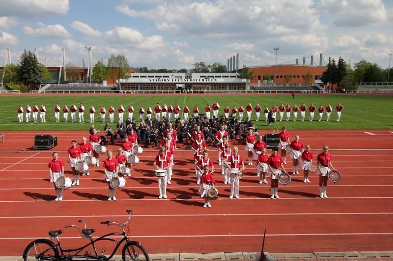 Foto der Galerie: Fanfarenzug Potsdam - Saisoneröffnung 2015 - Programm