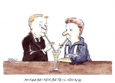 Karikatur HOGLI