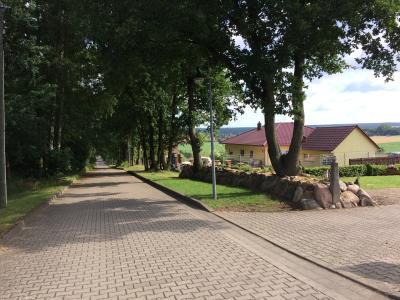 Wohngebiet Dolle Siedlungsstraße