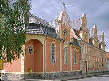 Hospital Zahna-Stiftung zum Heiligen Geist Zahna