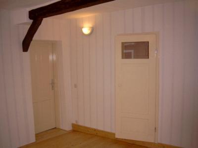 Eingang und Badtür