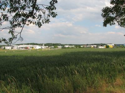 Gewerbegebiet Krieschow