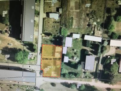 Grundstück Flur 4, Flurstück 116/2