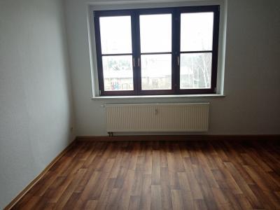 Wohnzimmer, Fußboden neu