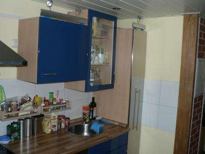 Küche früher