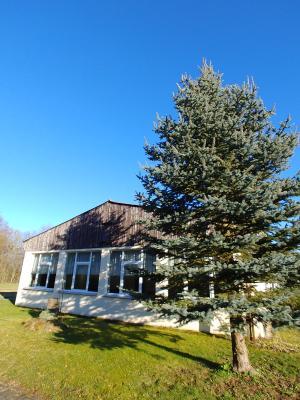 Pavillon Westgiebel