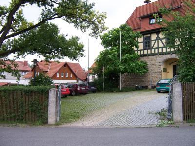 """""""Eichenhof"""", Meininger Straße 24, Rohr"""