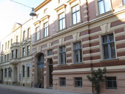 Fassade frisch saniert