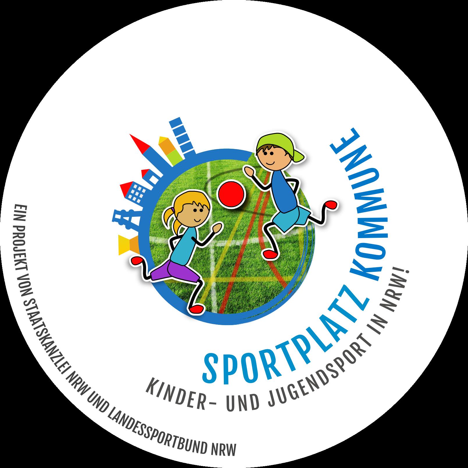 Sportplatz Kommune Logo