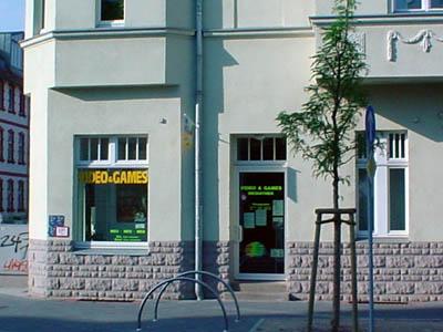 Logo von Video und Games (Babelsberg)