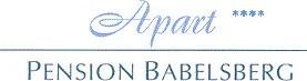 Logo von Apart-Pension Babelsberg