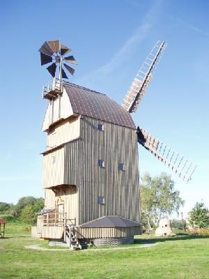 Paltrockmühle in Oppelhain