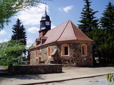 Evangelische Kirche Tröbitz