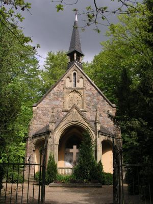 Kapelle in Mellenau