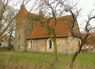 Kirche Groß Warnow