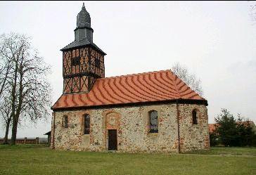 Kirche Mankmuß