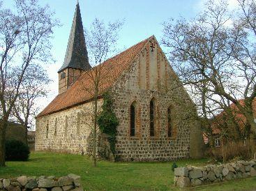 Kirche Nebelin