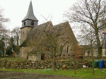 Kirche Reckenzin