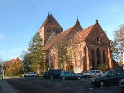 Evangelische Kirche St. Marien in Plau am See