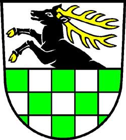 Wappen der Gemeinde Hirschfeld