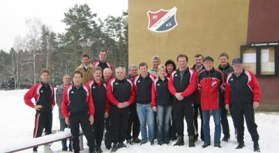 Unsere Laufgruppe