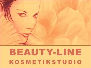 Logo von Kosmetikstudio Beauty-Line