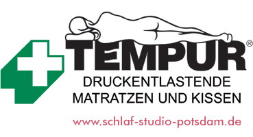 Logo von Tempur Studio Potsdam