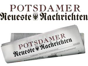 Logo von Potsdamer Neueste Nachrichten (PNN)Potsdamer Zeitungsverlagsgesellschaft mbH & Co. KG