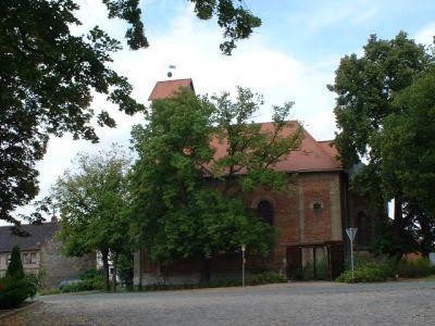 Kirche Siegersleben