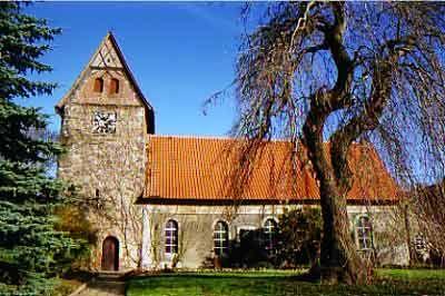 Dorfkirche 'St. Petrus'