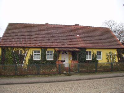 restauriertes Wohnhaus