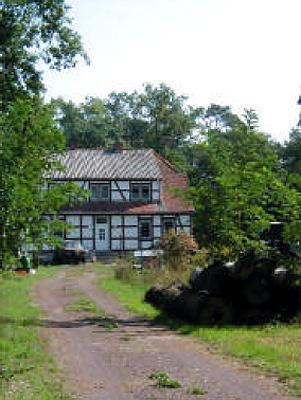 ehemaliges Forsthaus im Buktum
