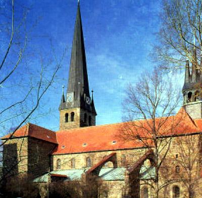 Klosterkirche Groß Ammensleben