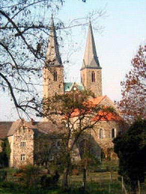 Klosterkirche St. Laurentius Hillersleben
