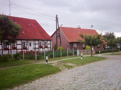 Ortsansicht von Buckow