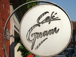 Logo von Café Guam - Käsetorten vom hauseigenen Konditor ( bis zu 30 verschiedene Sorten )