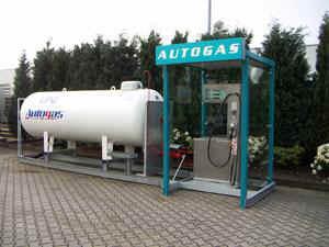 Logo von 24 h Autogas (Flüssiggas-Tankstelle) Autohaus Kühnicke