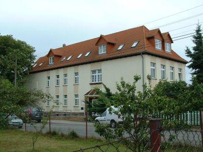 Verwaltungsgebäude in Klettwitz