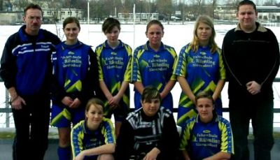 B-Juniorinnen 2005