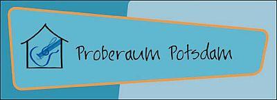 Logo von Proberaum Potsdam