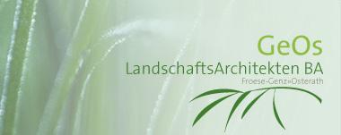 Logo von Froese-Genz, Landschaftsarchitektin