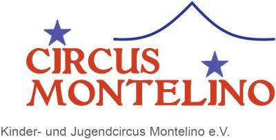 Logo von Kinder- und Jugendcircus Montelino Potsdam e.V.