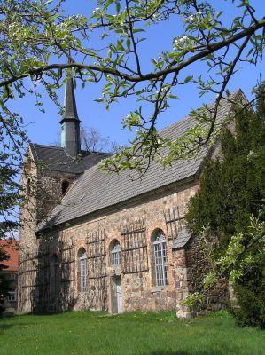 Kirche in Langengrassau