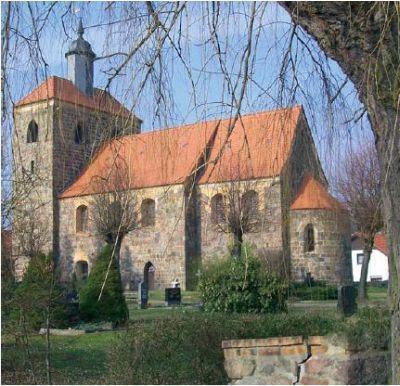 Kirche Waltersdorf