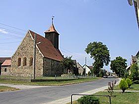 Kirche in Wehnsdorf