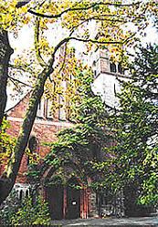 Logo von Evangelische Kirchengemeinde Oberlinhaus