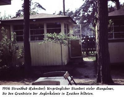 1956 Strandbad Rahnsdorf