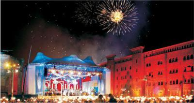 Elblandfestspiele in Wittenberge